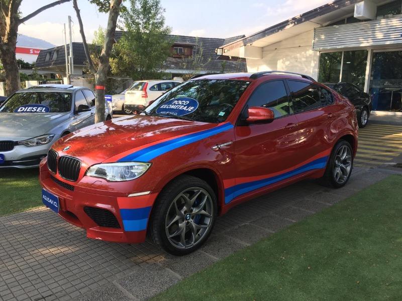 BMW X6 4.4 M Auto 4WD 2016 SOLO 24.900KM!!! - AGUSAVI