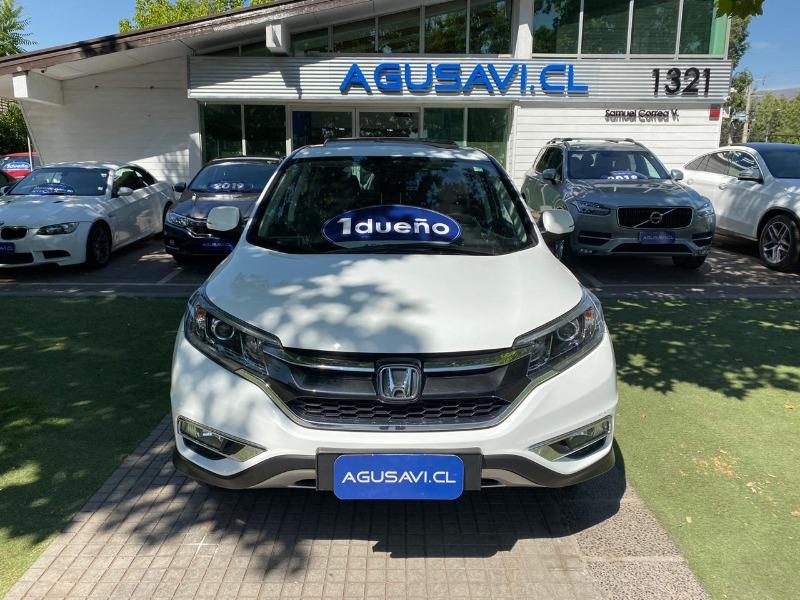 HONDA CR-V 2.4 EXL AUTO 4WD 2016 UN DUEÑO, POCO KILOMETRAJE - AGUSAVI