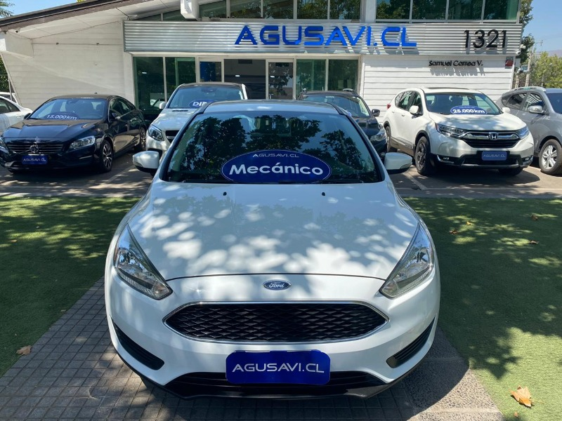 FORD FOCUS 2.0 SE MANUAL 2016 MECÁNICO - AGUSAVI