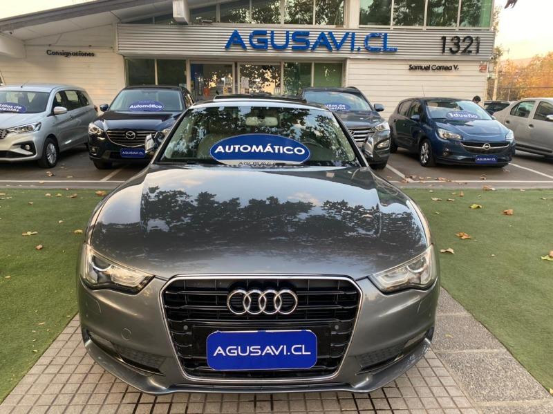 AUDI A5 SPORTBACK TFSI 1.8 AUT  2013 TOP DE LINEA!! - AGUSAVI
