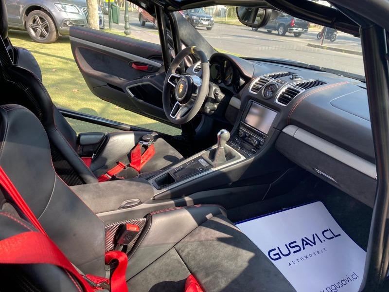 PORSCHE CAYMAN GT4 2016 415HP! - AGUSAVI