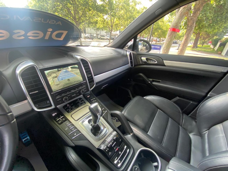 PORSCHE CAYENNE V-8 DIESEL 4.2 4WD 2014 440 HP, EQUIPAMIENTO ESPECIAL - AGUSAVI