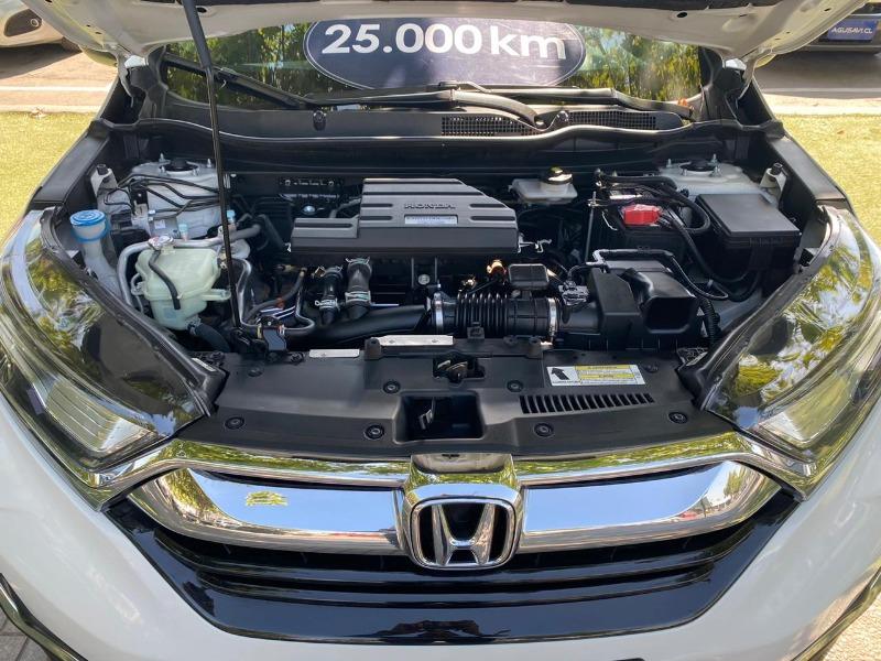 HONDA CR-V 1.5T EXT AUT 2019 UNICO DUEÑO, CON MANTENCIONES - AGUSAVI