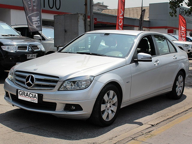 MERCEDES-BENZ C 180 CGI BLUEEFFICIENCY 1.8 AT 2011  - FULL MOTOR