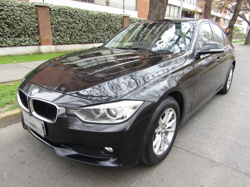 BMW 316I 1.6 Aut. Tipt. Cuero  2014 2 dueños, 2 llaves. Neumaticos Ranflat nuevos. IMP - JULIO INFANTE
