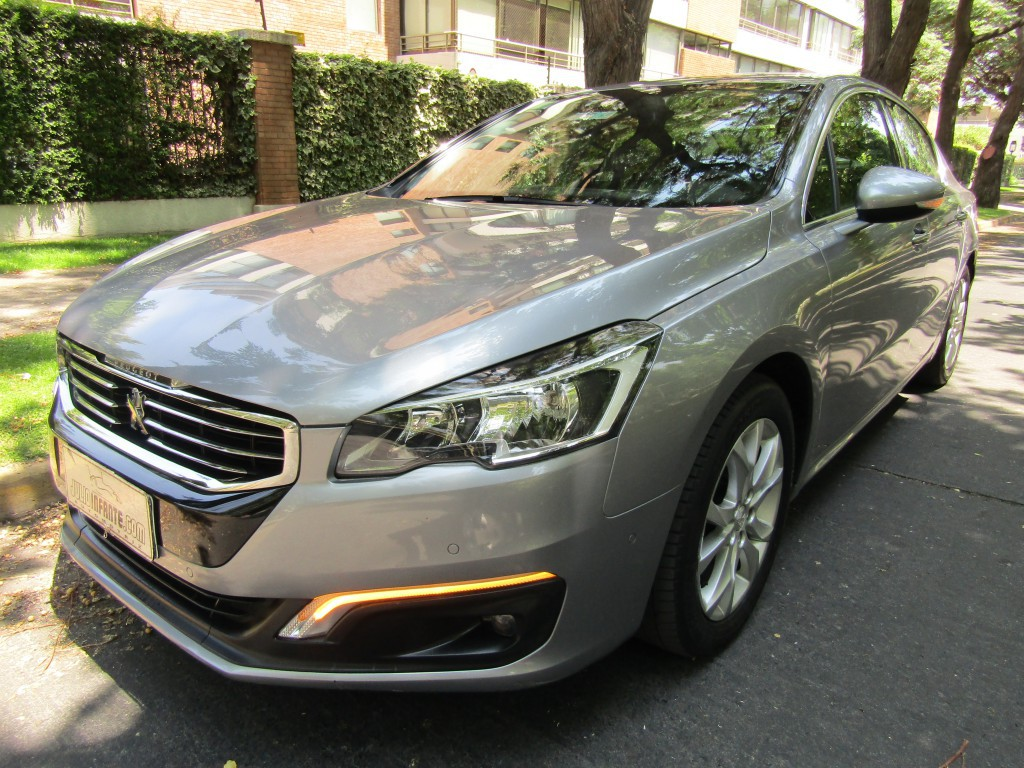 PEUGEOT 508 ALLURE HDI 2.0 AT 2016 Diesel, cuero, autom, sunroof, 6 airbag. - JULIO INFANTE
