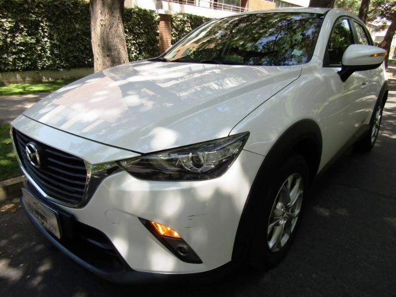 MAZDA CX3 All New R 2.0 autom 2016 Totronic, camara pantalla, Ky less go.  - JULIO INFANTE