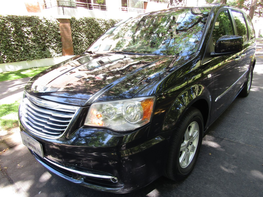 CHRYSLER TOWN COUNTRY Touring  3.6, AT 2012  - JULIO INFANTE