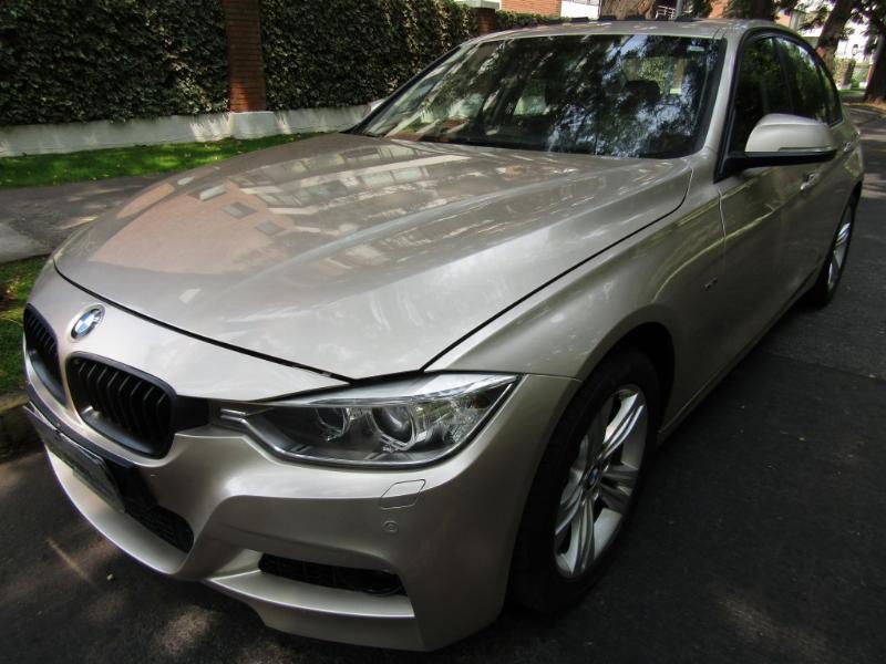 BMW 320I Sport 2.0 Aut cuero sunroof 2013 aire, airbags, abs, llantas, runflat  - JULIO INFANTE