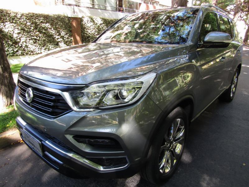 SSANGYONG REXTON New Rexton 2.2 Limited 2018 cuero, 3 corridas, sunroof, 10 airbags llantas 20 - JULIO INFANTE