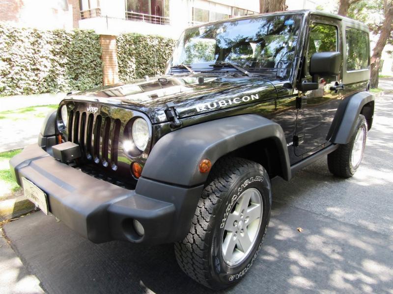 JEEP WRANGLER Rubicon 4x4 3.8 2012 Como nuevo. 1 dueño. Mantencion al día en Chrysler - JULIO INFANTE