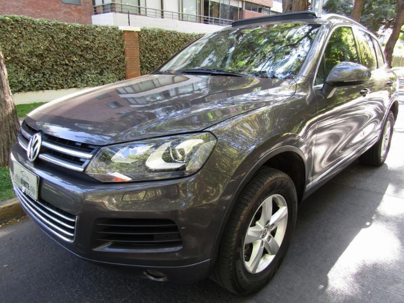 VOLKSWAGEN TOUAREG TDI 3.0 Aut Diesel 4x4 2012  - JULIO INFANTE