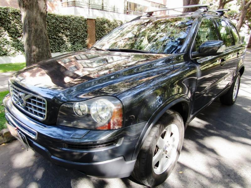 VOLVO XC 90 2.5 T5  Awd , cuero 2012 3 corridas, mantenciones.  - JULIO INFANTE