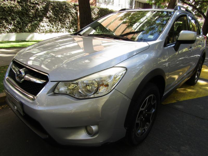 SUBARU XV New XV 2.0 Awd 4x4  2013 2 dueños. mec. 6 veloc. NEUMATICOS NUEVOS - JULIO INFANTE