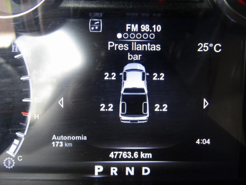 RAM 1500 SLT 4x4 3.6 automatica 2018 47 mil km. 1 dueño. Mantenciones. 2 llaves.  - JULIO INFANTE