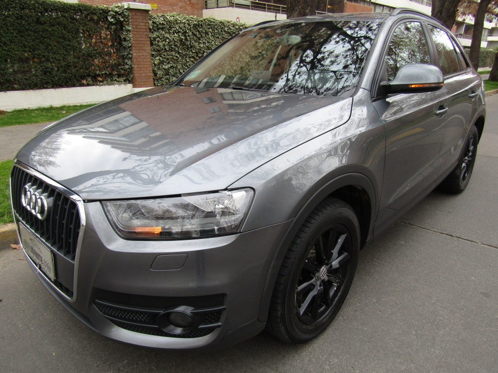 AUDI Q3 1.4 TFSI attraction S tronic 2014  - JULIO INFANTE