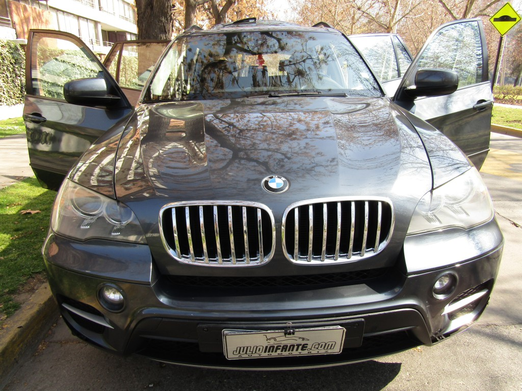 BMW X5  X-drive 35I 3.0 AUT. 2011 Autom. S-tronic. sunroof panoramico. IMPECABLE   - JULIO INFANTE