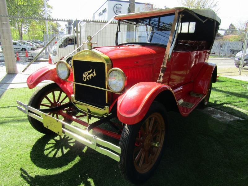 FORD T Clasico 1925  - JULIO INFANTE