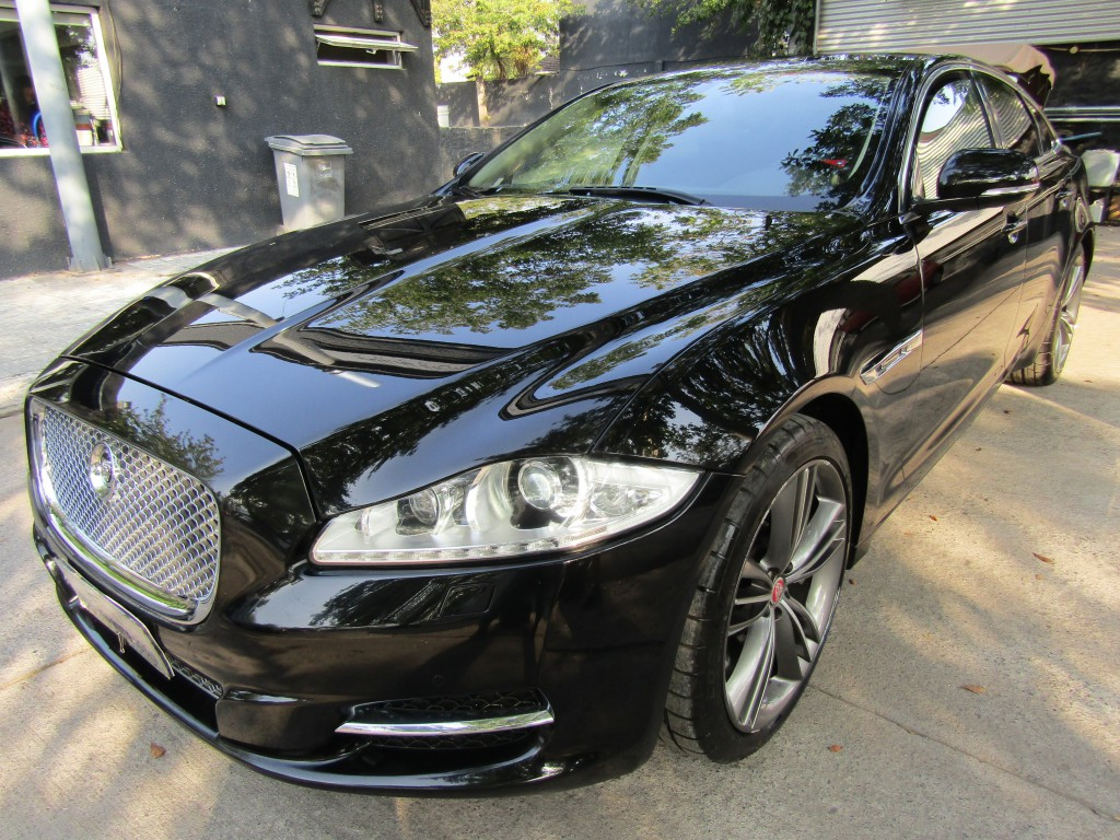 JAGUAR XJ XJ 5.0  Super Sport  510HP 2013 cuero, sunroof doble. solo63 mil km.  - JULIO INFANTE