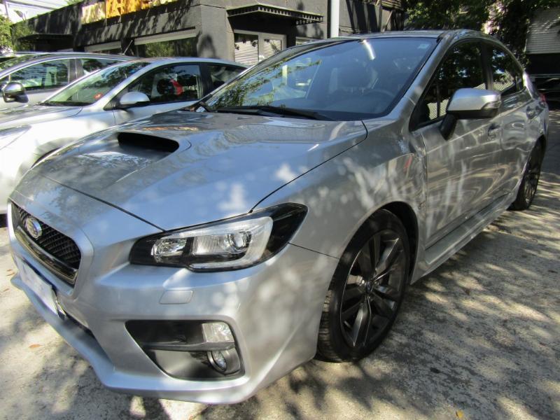 SUBARU WRX New WRX S AWD CT 2.0  2016 Cuero, sunroof, mantención Subaru al día  - JULIO INFANTE