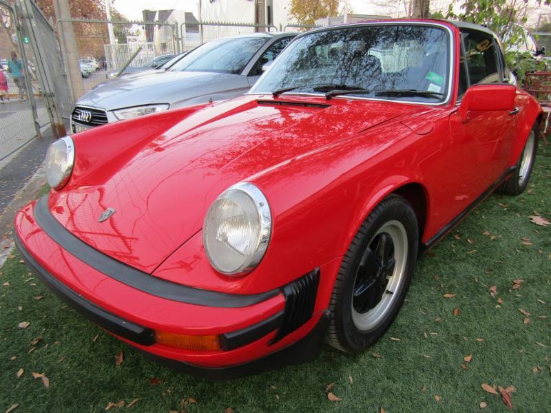PORSCHE 911 911 Targa 3.0 SC  1979 Precioso. Delicia de manejo. 2 dueños en Chile.   - JULIO INFANTE