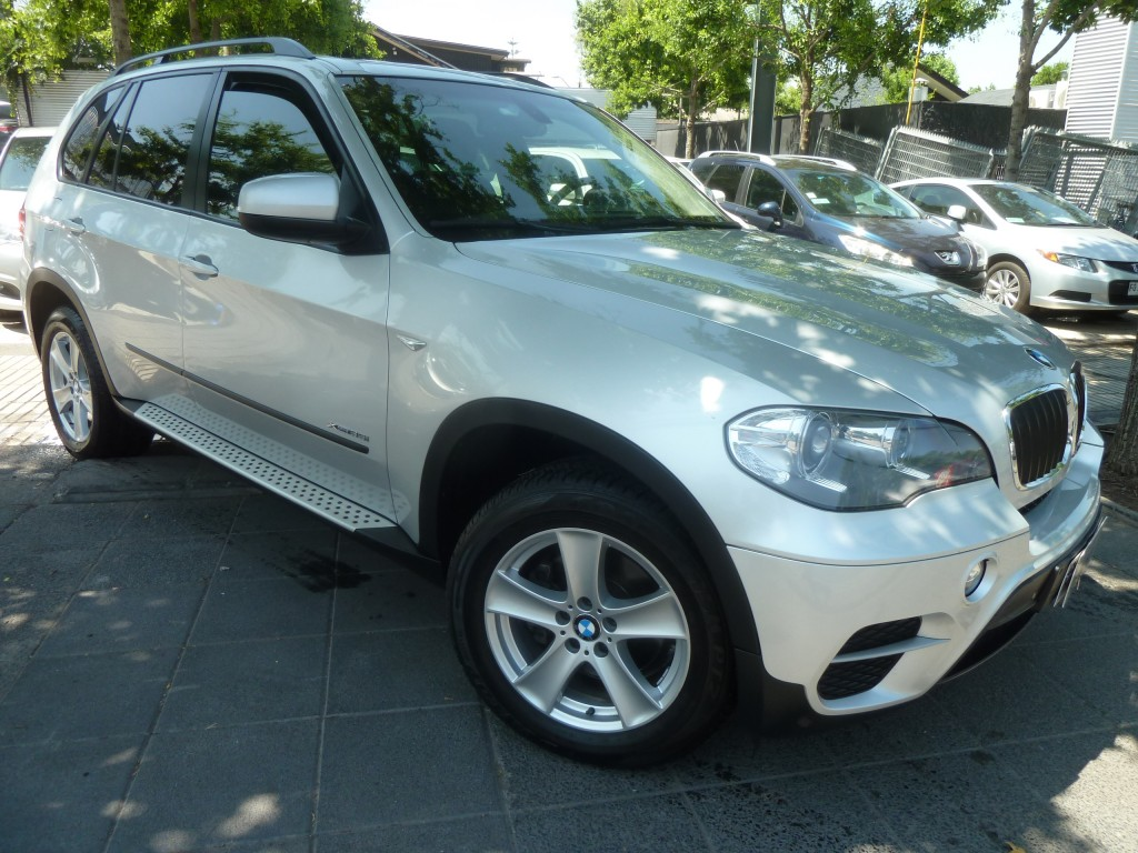BMW X5  X-drive 35I 3.0 Twin power turbo 2011 automS-tronic, 4x4. Sunroof Panoramico, cuero. 2 d - FULL MOTOR
