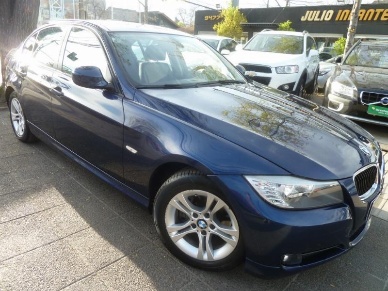 BMW 316I 1.6  Cuero, 6 airbags 2011 abs, Climatizador, crucero. NEUMÁTICOS NUEVOS, imp - FULL MOTOR