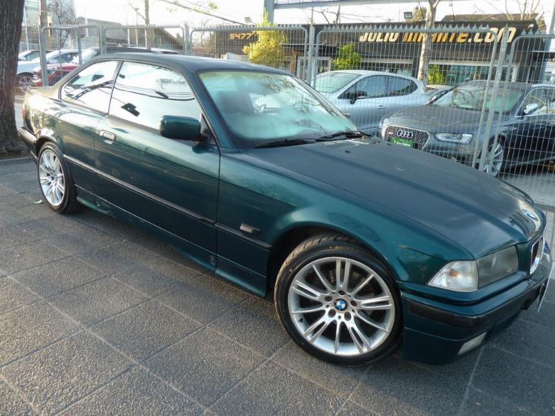 BMW 328 Coupe, 2 ptas,  2.800 cc 1996 Autom. LLantas 17, cuero - FULL MOTOR