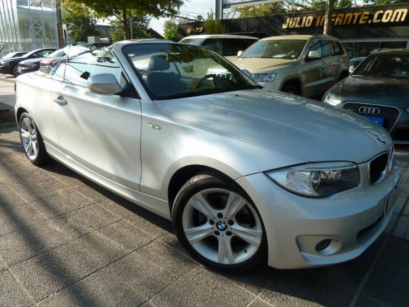 BMW 120I Cabriolet 2.0  Cuero 2013 1 Dueño, mantencion W.B.M. 2 llaves, COMO NUEVO - FULL MOTOR