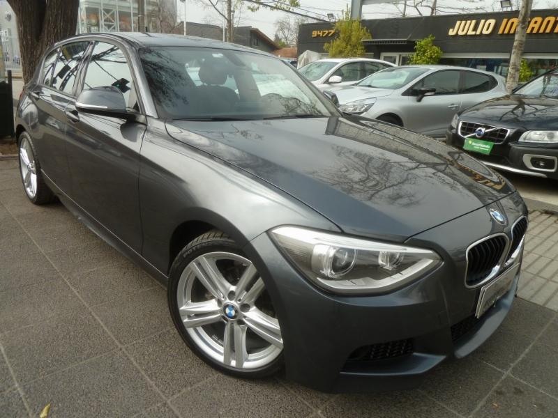 BMW 116I  Sport 1.6 Look M 2014 Bi turbo.  llantas 18,  cuero Alcántara.  1 dueño - FULL MOTOR