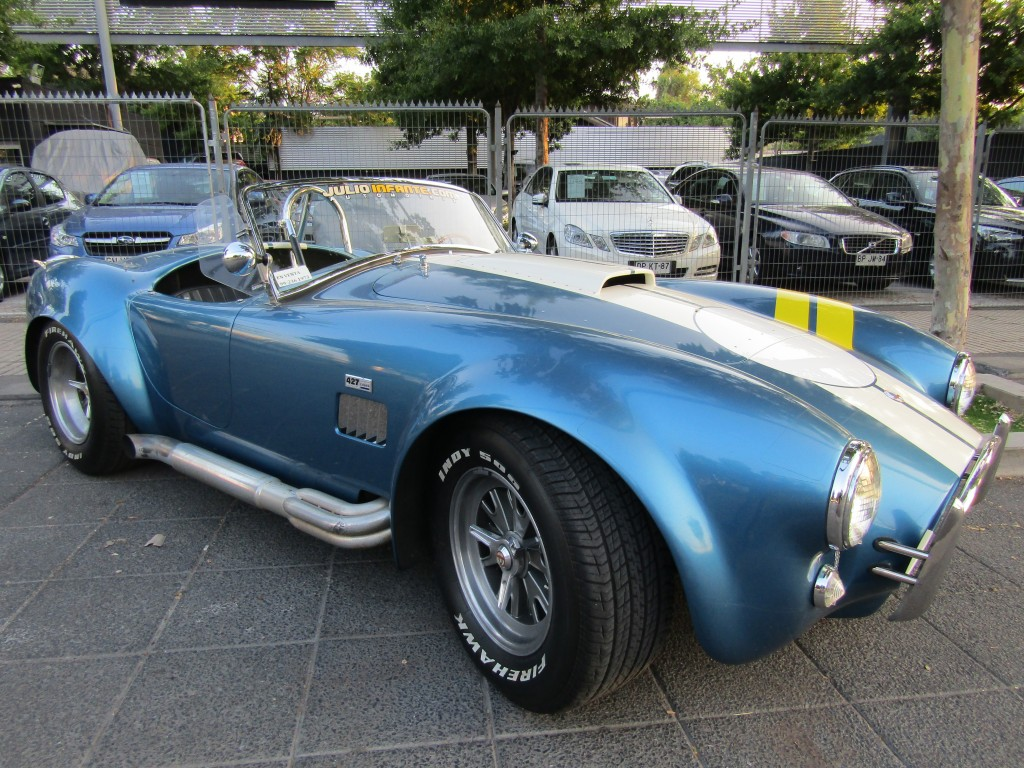 SHELBY Cobra MKII Shelby Cobra 2012 MKIII Superformance - FULL MOTOR
