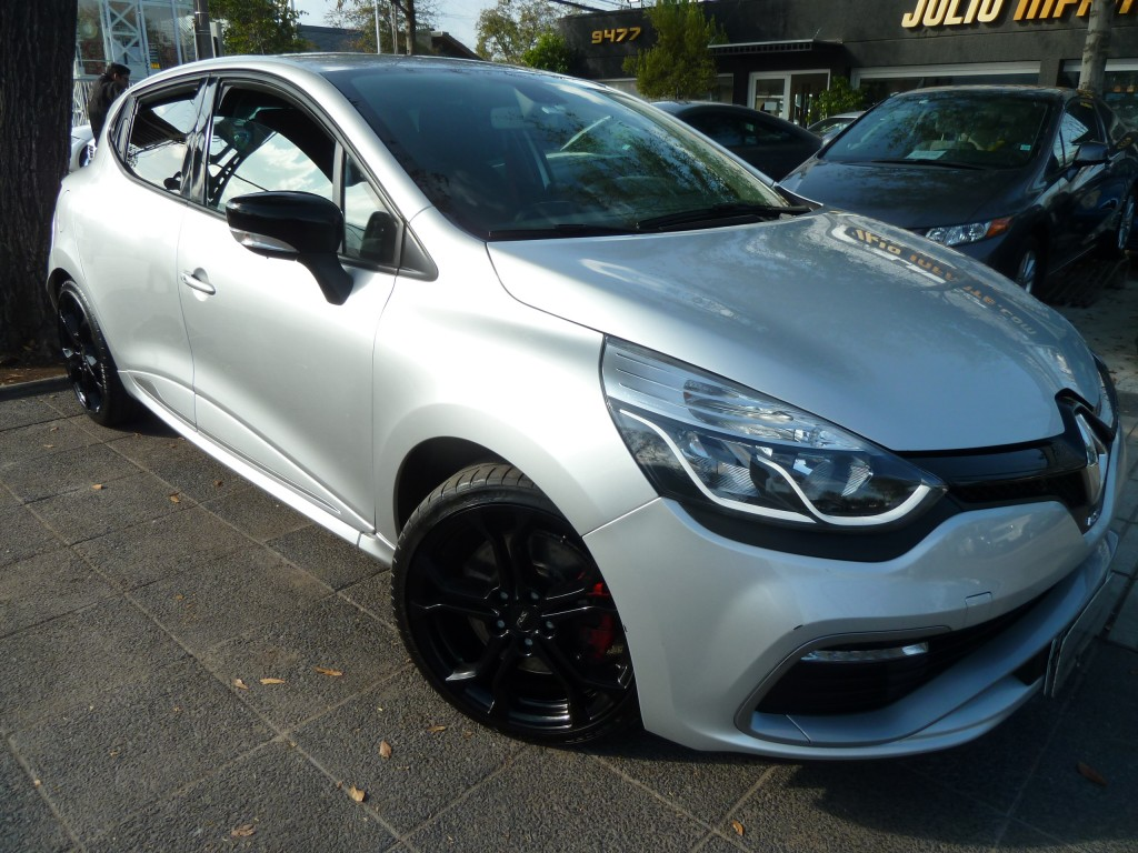 RENAULT CLIO RS HB. 1.6, 200 hp. 2015 Paddle Shift. D/embrague.  - FULL MOTOR