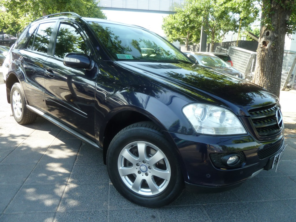 MERCEDES-BENZ ML 320 DIESEL 4 Matic 2009 Mantenciones Kaufamann. IMPECABLE  - FULL MOTOR