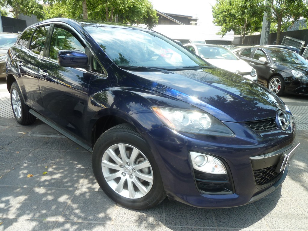 MAZDA CX7 R 2.5 2awd. Aire airbags 2012 Impecable. 1 dueño. atendida Mazda. pocos km.  - FULL MOTOR