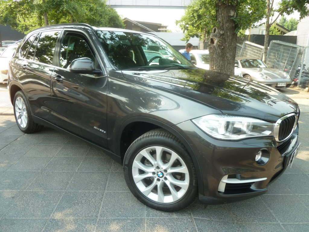 BMW X5 XDrive 30D Executive Diesel 2014 Modelo 2015. Rev. de 55 mil km. Steeptronic 8 velo - FULL MOTOR
