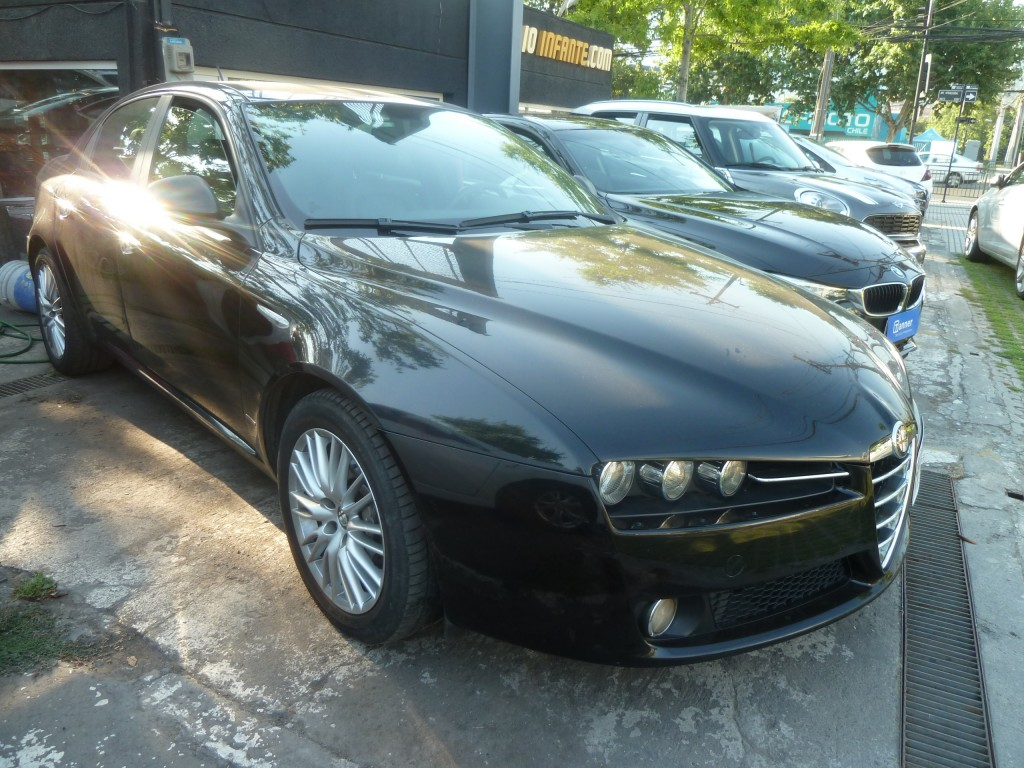 ALFA ROMEO 159 Selespeed Sport Plus 2.2 Autom 2013 Cuero, airbags, 45.941 km. IMPECABLE - FULL MOTOR