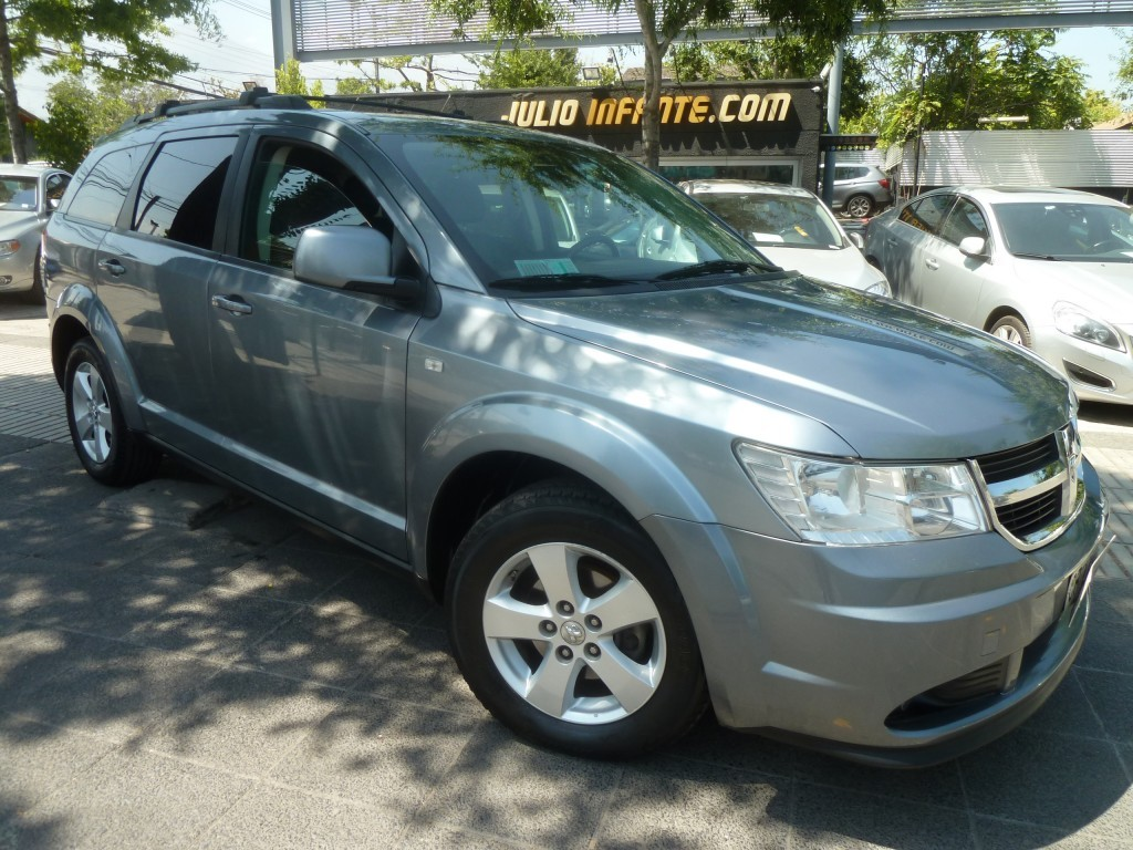 DODGE JOURNEY SXT 2.7 2011 Cuero, 3 corridas - FULL MOTOR