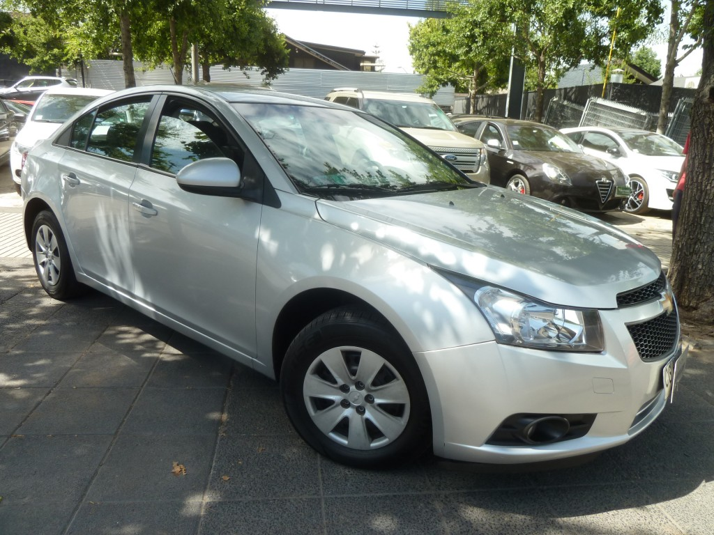 CHEVROLET CRUZE LS 1.8 Aire Airbags ABS 2010 1na Dueña, Exquisito Auto - FULL MOTOR