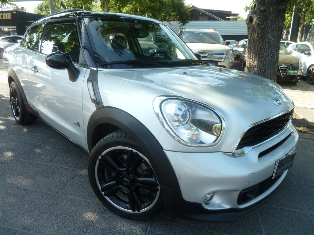 MINI COOPER Paceman cooper 1.6 AT 2015 doble sunroof - FULL MOTOR