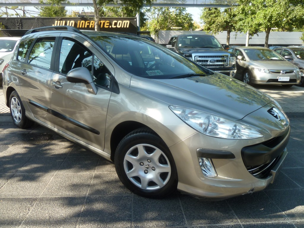PEUGEOT 308 Confort Pack 1.6 Mec. SW 2010 Aire Airbags ABS  56 mil km. impecable.  - FULL MOTOR