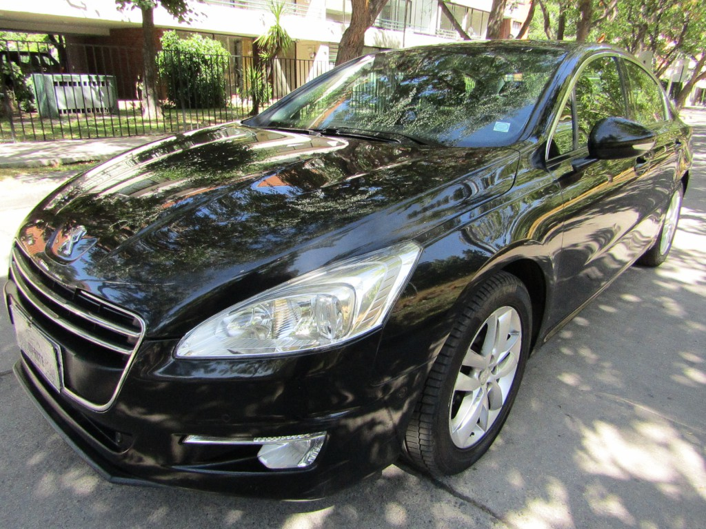 PEUGEOT 508 Active HDI 2.0 AT 2012 Diesel, crucero ,airbag - FULL MOTOR