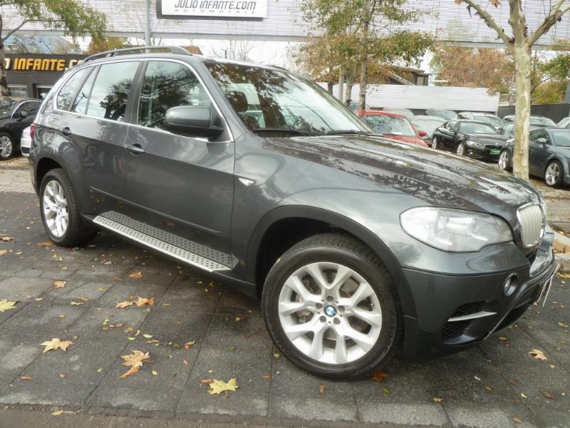 BMW X5  X-drive 5.0I 4.4 Twin power turbo 2011 Autom S-tronic, 4x4. Sunroof Panoramico, cuero.  - FULL MOTOR