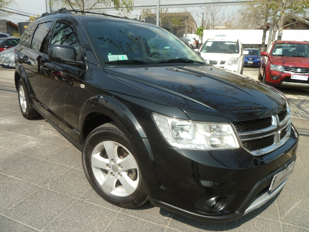 DODGE JOURNEY SXT 3.6 AUT 2013 3 Corridas, airbag - JULIO INFANTE
