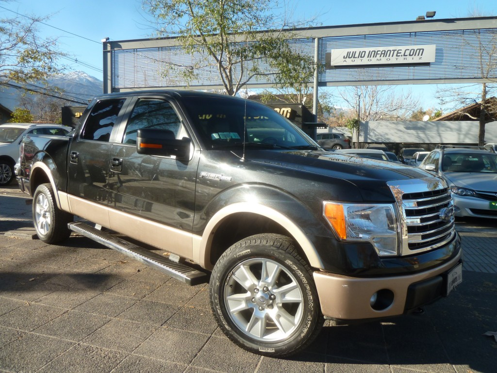FORD F150 New F150 Lariat 4x4 5.0 2013 VALOR MAS IVA - FULL MOTOR
