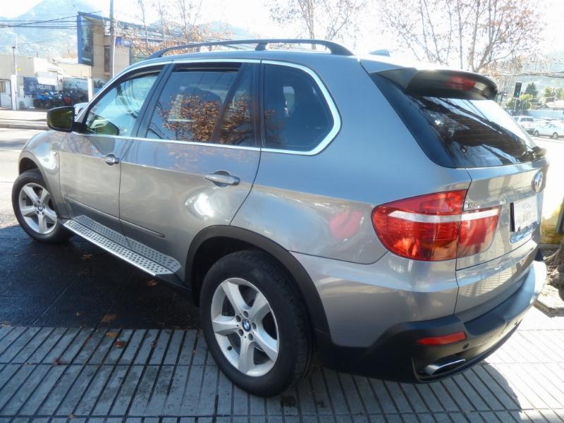 BMW X5 4,8 S Awd.  Máximo equipo 2009 Autom S-tronic, 4x4. Sunroof Panoramico, cuero.  - FULL MOTOR