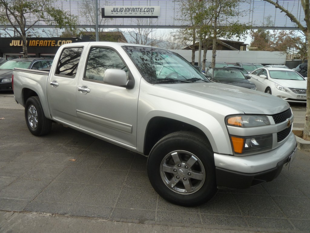 CHEVROLET COLORADO II 2.9 AUT 2012 Doble cabina, 2 airbag, autom. 4x2 - FULL MOTOR