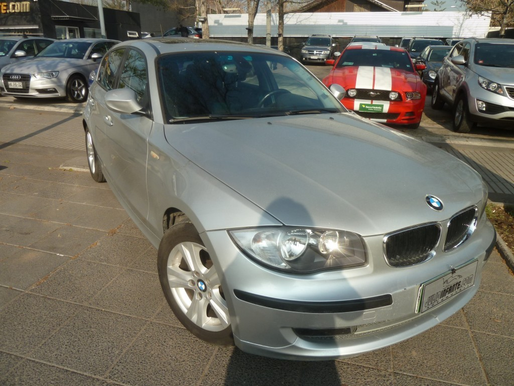 BMW 116IA  2010 6 Airbag, Aire,  - FULL MOTOR