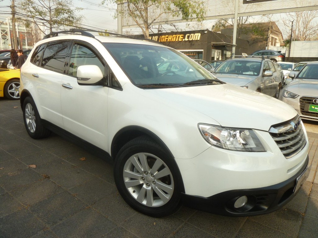 SUBARU TRIBECA Limited 3.6 Cuero, sunroof 2011 Impecable, 1 dueño. 2 llaves.  - FULL MOTOR