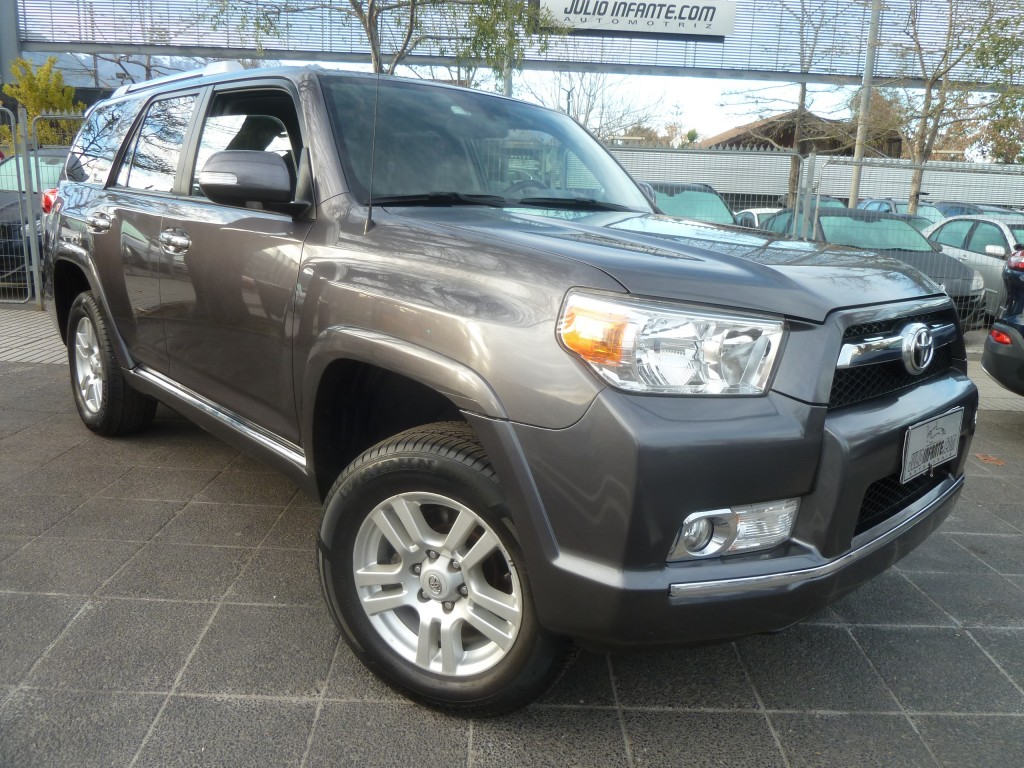 TOYOTA 4 RUNNER  LIMITED 4x4 4.0 AUT 2013 Cuero, 4x4, airbag, autom.sunroof - FULL MOTOR