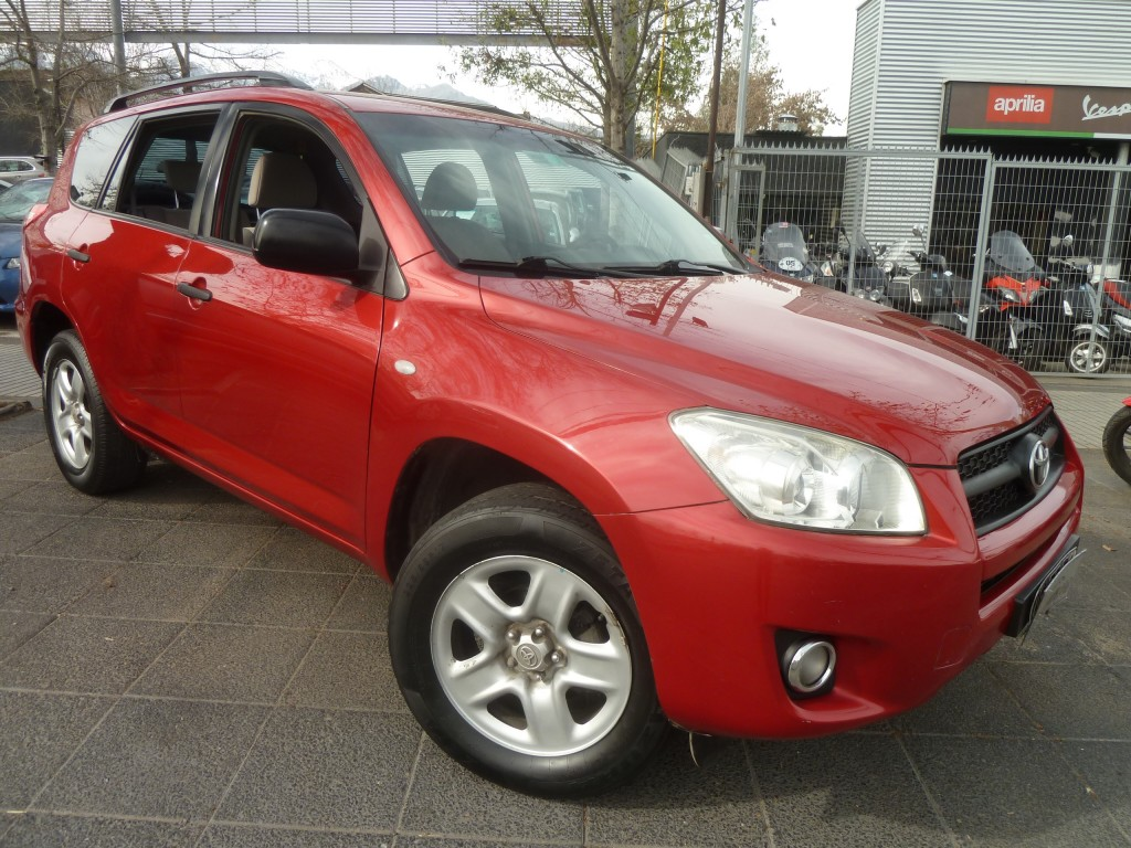 TOYOTA RAV 4 2.4 4x2, airbags 2011 Abs. IMPECABLE. 2 Llaves. - FULL MOTOR